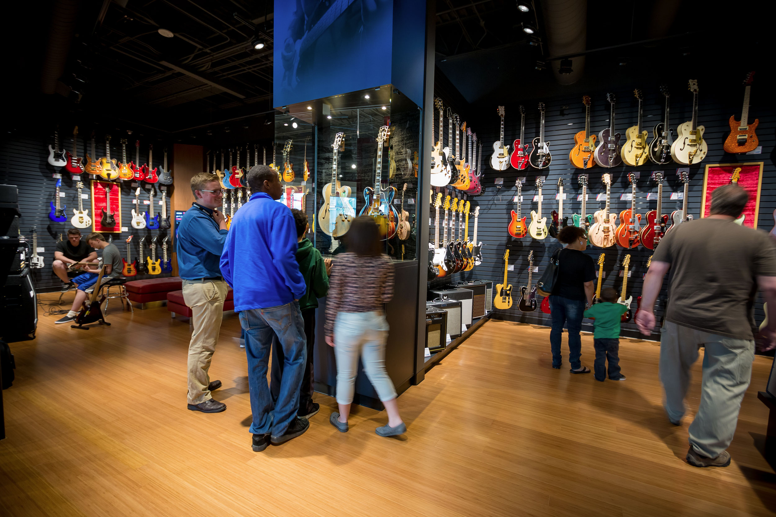 Sweetwater Expands and Enhances Music Store