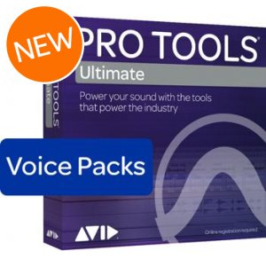 Avid Pro Tools Ultimate - 128 Voice Pack Perpetual License