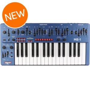 Behringer MS-1-BU Analog Synthesizer with Handgrip - Blue