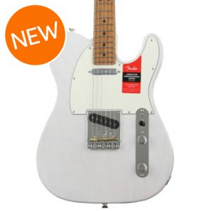 Fender American Professional Telecaster Sweetwater Exclusive - White Blonde  with Roasted Maple Neck & Fingerboard