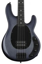 Photo of Ernie Ball Music Man StingRay Special 4 H Bass Guitar - Eclipse Sparkle, Sweetwater Exclusive