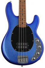 Photo of Ernie Ball Music Man StingRay Special 4 H Bass Guitar - Pacific Blue Sparkle, Sweetwater Exclusive