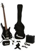 Ibanez IJXB150B Jumpstart Bass Pack - Black