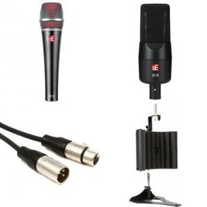 sE Electronics V7x Supercardioid Instrument Microphone