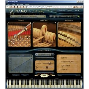 MODARTT U4 Upright Piano (requires Pianoteq)