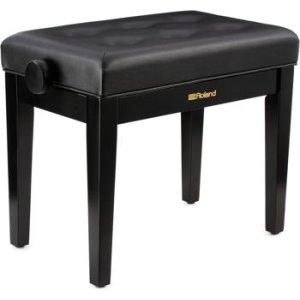Roland RPB-300-BK Piano Bench - Satin Black