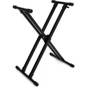 On-Stage Stands KS8291XX Keyboard Stand with Lok-Tight Construction