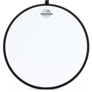 Video Demo Aquarian Super-Pad Drum Dampening Pad 10