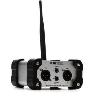 Klark Teknik DW 20R Stereo Wireless Audio Receiver
