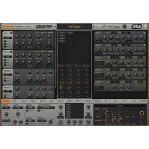 u-he Zebra2 Modular Synthesizer Plug-in