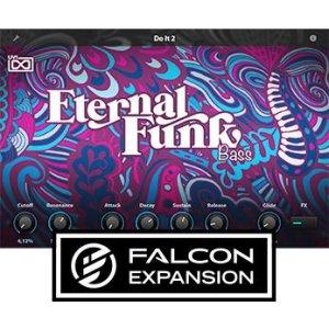 UVI Falcon Expansion - Eternal Funk