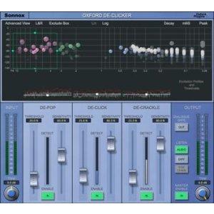Sonnox Oxford DeClicker Plug-in - Native