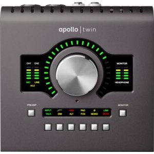 Universal Audio Apollo Twin Mkii Duo Bundles Sweetwater