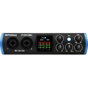 descargar drivers presonus audiobox usb 96