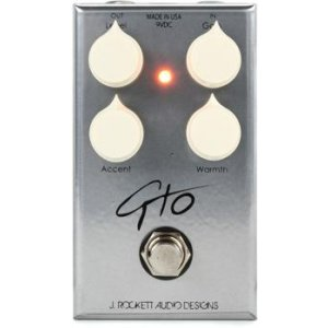 J  Rockett Audio Designs GTO Boost/Overdrive Pedal