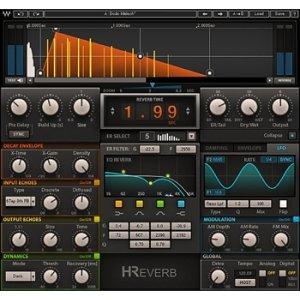 Waves H-Reverb Hybrid Reverb Plug-in