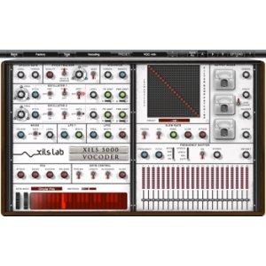 XILS-lab Vocoder 5000 Plug-in