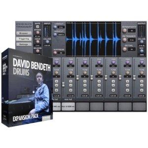 Steven Slate Drums David Bendeth Drums Expansion Pack for Trigger