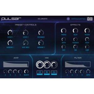 UVI Falcon Expansion - Pulsar
