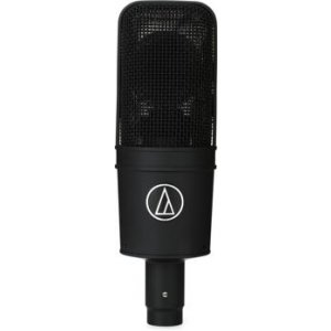 audio technica at4033cl microphone and headphones pack sweetwater. Black Bedroom Furniture Sets. Home Design Ideas