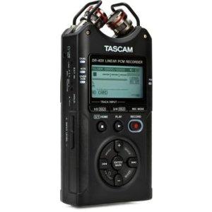 TASCAM DR-40X Handheld Recorder