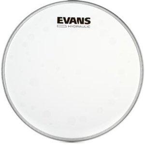 14 Inch Evans Power Center Reverse Dot Drum Head