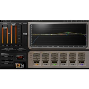 Waves L3-16 Multimaximizer Plug-in