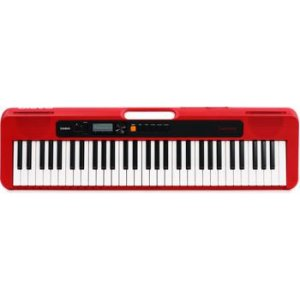 CT-S200RD 61-Key Portable Keyboard Casio Casiotone