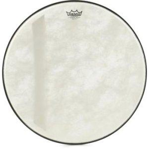 "Remo P31520FDFLT Bass Powerstroke 3 Fiberskyn Diplomat Felt Tone 20/"" Diameter"