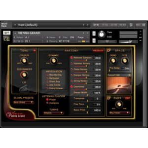 best service titan virtual instrument