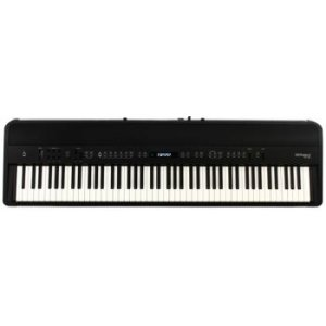 Roland Fp 30 Digital Piano With Speakers Black Sweetwater