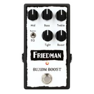 Pedaltrain Official Hook-and-Loop Pack Value Bundle Friedman Dirty Shirley Overdrive Pedal