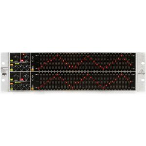 Behringer FBQ6200HD - 31-band Stereo Graphic EQ