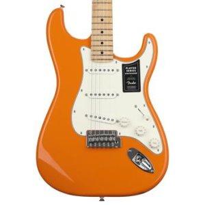 Image result for orange guitar