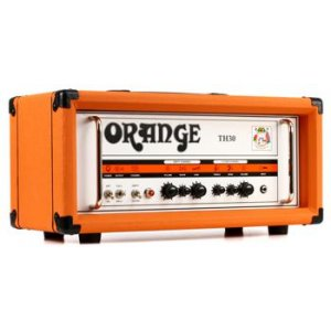Orange TH30H 30-watt 2-channel Tube Head on