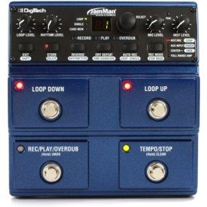 DigiTech JamMan Stereo Phrase Sampler/ Looper Pedal