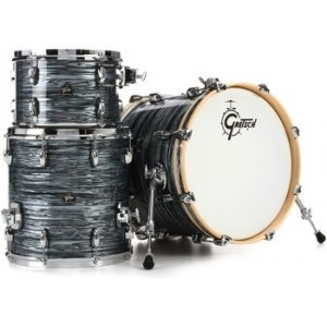 Gretsch Drums Renown 3-piece Jazz Shell Pack - Silver Oyster Pearl