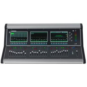 Yamaha 02R96VCM 56 Channel 8 Bus Digital Mixer