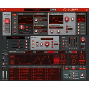 Propellerhead Europa by Reason Synthesizer Plug-in
