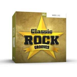Toontrack Classic Rock Grooves MIDI Pack