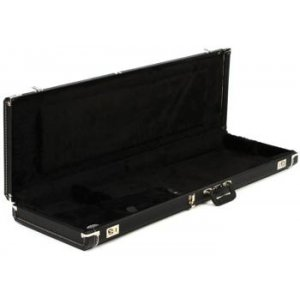 Fender Standard Precision Bass Case - Black Tolex