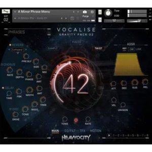 Heavyocity Vocalise Gravity Pack 02