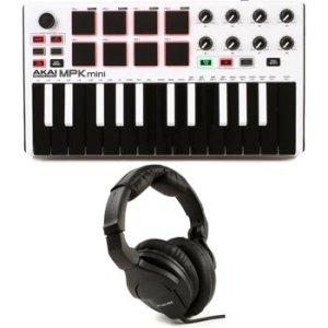 Akai Professional MPK Mini mkII Keyboard Controller - Limited