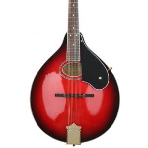 Washburn Americana M1SD - Transparent Red