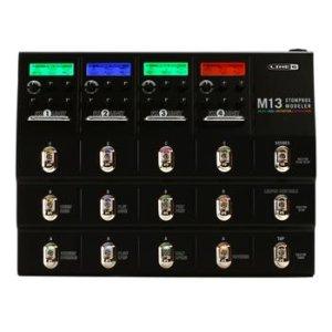 line 6 m13 stompbox modeler pedal sweetwater rh sweetwater com line 6 m13 service manual line 6 m13 service manual