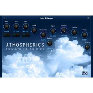 UVI Falcon Expansion - Atmospherics