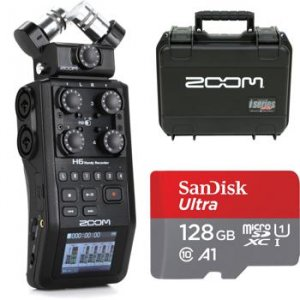 Zoom H6 Handy Recorder | Sweetwater
