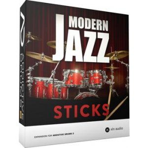 XLN Audio Modern Jazz Sticks ADpak