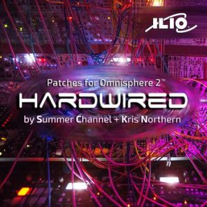 Ilio Hardwired Patch Collection for Omnisphere 2