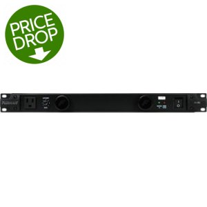 Furman PL-8C Power Conditioner with Lights